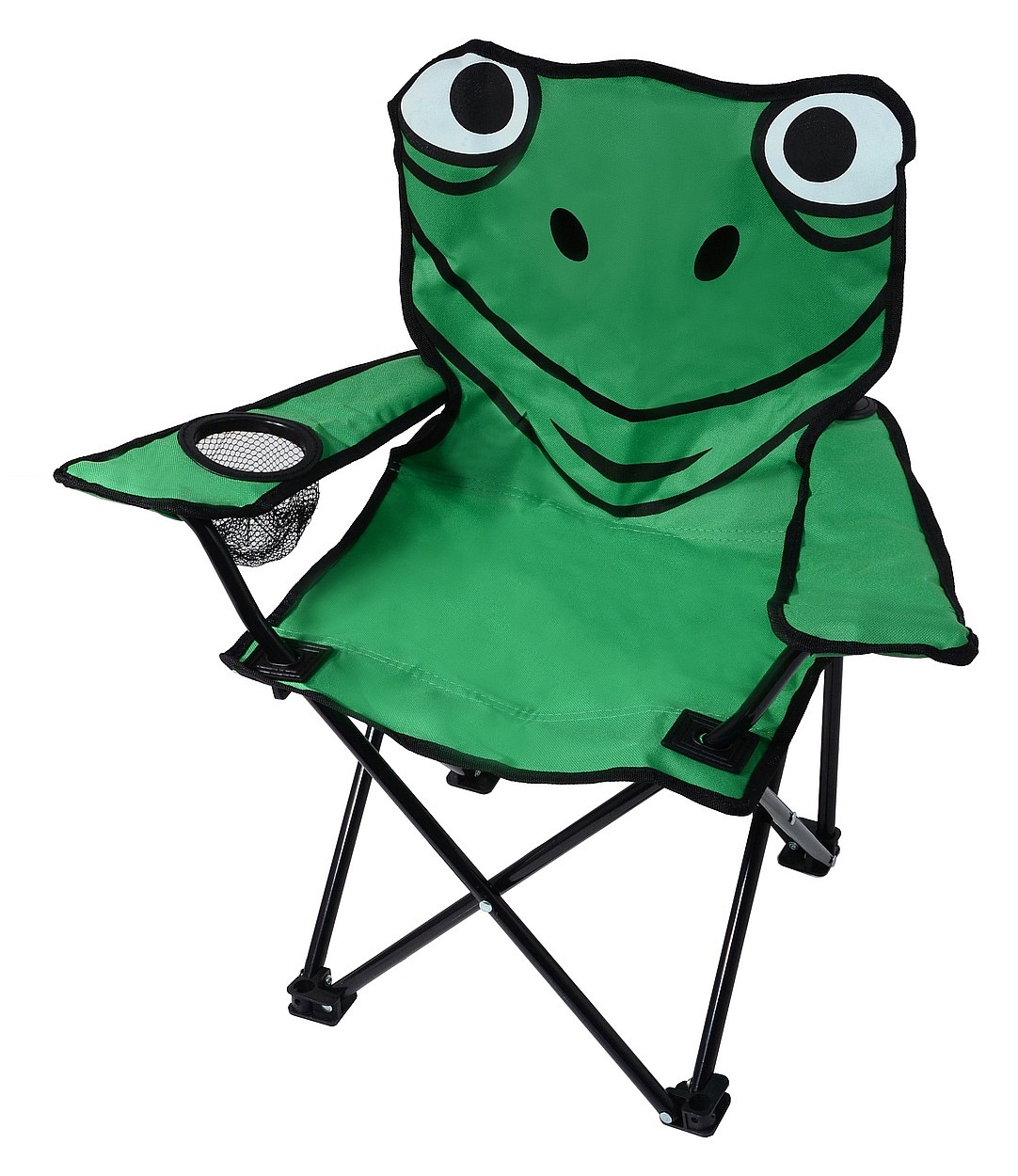 Children Camping Chair FROG (13446) | Cattara
